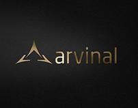 Arvinal Logo – Kurumsal Kimlik Tasarımı