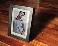 Editable Photorealistic Frame Mockup