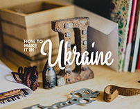 How to make it in Ukraine / Website