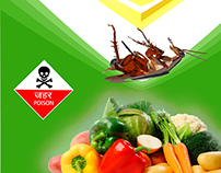 Redesigning of Insecticide Packaging Graphics
