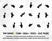 Athens Tap Jam poster