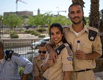 Israel & Palestina
