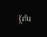 Kafka cafe branding