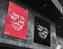 Ilustração // Make Tea Not Love