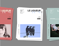Le Ligueur — Redesign