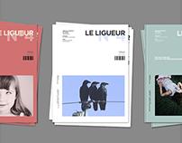 Le Ligueur — Redesign