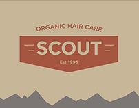 Scout Organic Hair Care Products