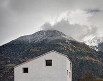 Haus am Mühlbach, Mühlen in Taufers (I)