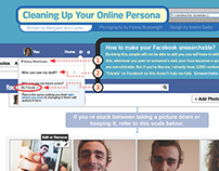 Cleaning Up Online Persona