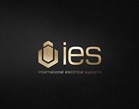 IES Logo ve Kurumsal Kimlik Tasarımı