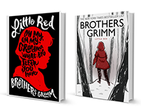 Red Riding Hood Book Designs