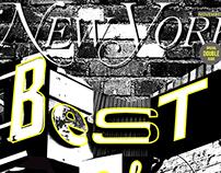 """New York Magazine """"Best of New York"""""""