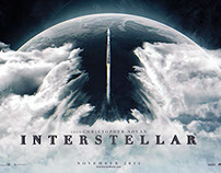 Interstellar Universe #Poster