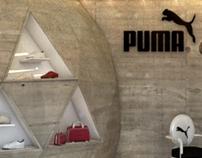 Fast 3D Project - Puma Store