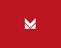 Логотип Make-up Project. Playdesign