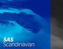 SAS Scandinavian Airlines Rebranding