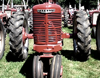 Puget Sound Antique Tractor Show