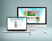 DiabTürk Web Sitesi Tasarımı