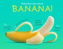 Banana Website