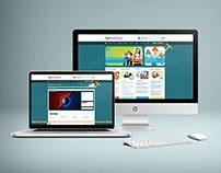 Yapı Kampüsü Web Sitesi Tasarımı
