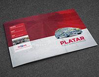 Platar Broşür Tasarımı