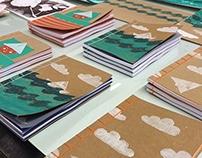 Viajante - cadernos artesanais