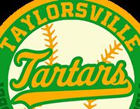 2015 Taylorsville Tartars Baseball Roundel