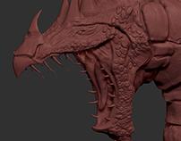 HydraDragon Game Artwork