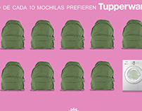 Tupperware- Prensa
