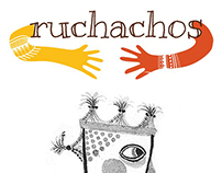 Logo and style for «RUCHACHOS»