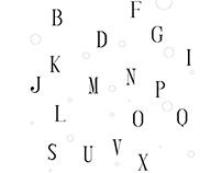 Fibonacci Font