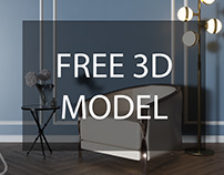 Free 3d model #2