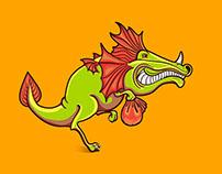 Драконы и открытки-2012
