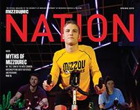 MizzouRec NATION | Spring 2015