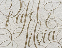 Rafel & Silvia Wedding Invitation