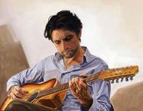 Paul Dempsey portrait