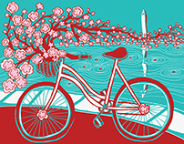 bicycle bloom