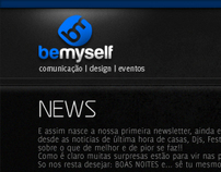 newsletter bemyself