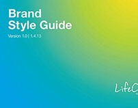 Mayo Clinic & LifeCare - Brand Style Guide