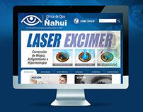 Rediseño Web Nahui.com.pe