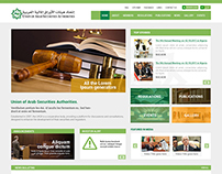 Responsive Website Design For UASA