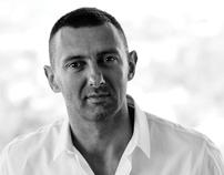 Portret Boštjana Vuge