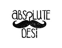 Absolute Desi / Logo Design