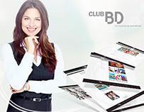 Club BD / Website