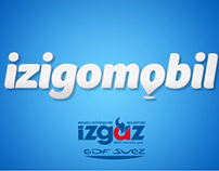 IZIGIMOBIL VECTOR ILLUSTRATIONS
