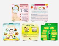 Infographics for Tham My Sai Gon Beauty Salon