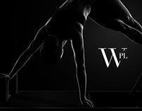 Логотип White Lates. Playdesign