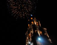 San Francisco de Asís Festivity Querétaro  México