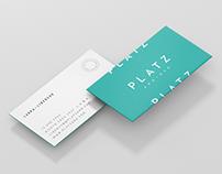 Platz Arq. — Branding