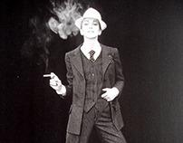 The Pantsuit by Yves Saint Laurent